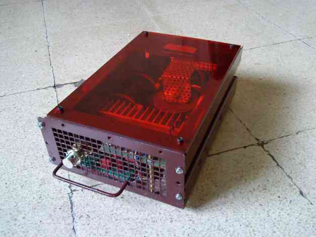 The Redbox Gainclone Amplifier