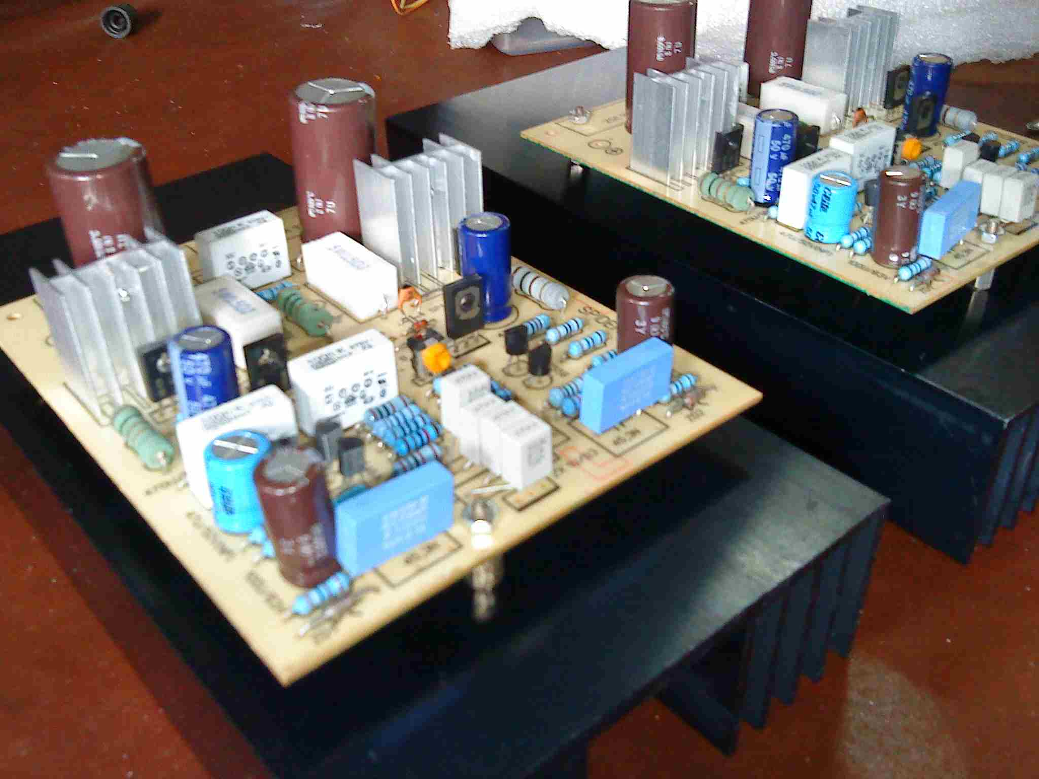 Lets Do It Free Information For Hobbyist Diy Indonesias Legendary Power Amplifier 150w Ocl Some Value Improvement Several Components I Hope Makes A Good Result Dan Spl