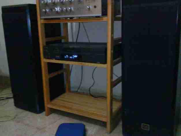 Sepasang speaker alegro audiophile series
