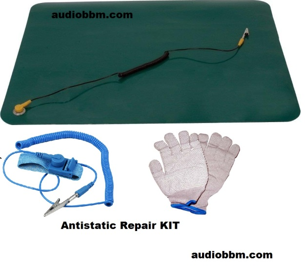 antistatic repair kit