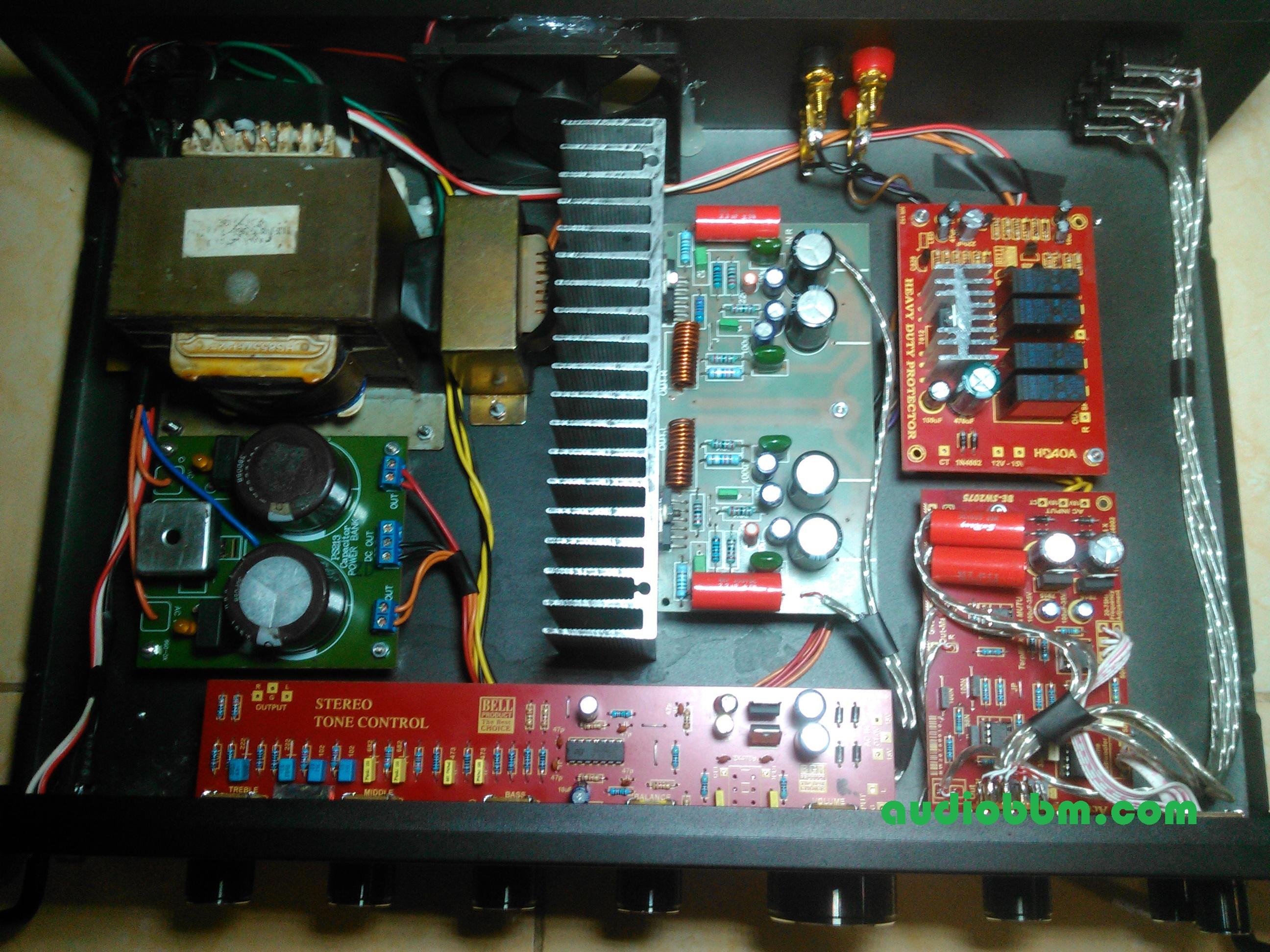 Image Result For Cara Memasang Penguat Mic Pada Amplifier