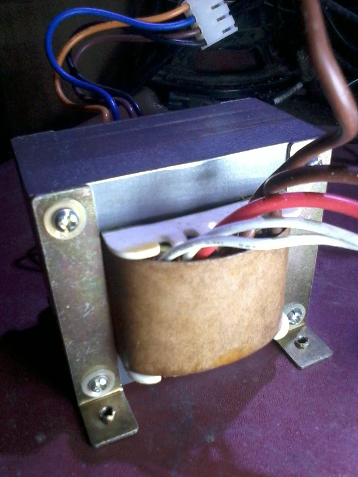 Lets Do It Free Information For Hobbyist Diy Trafo 3 Ampere Non Ct Engkel Bekas Ups Kebos 650va