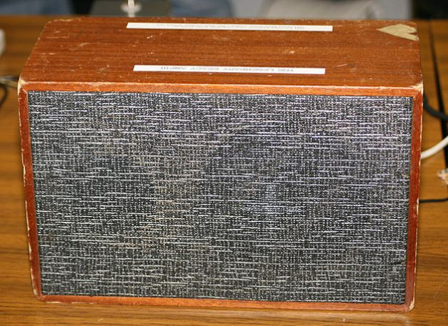 Deacy Amplifier Original. Source: musicradar.com