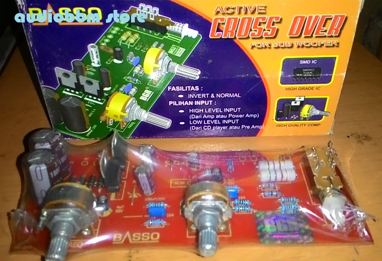 Pre Amp Tone Control Sub Filter Crossover Lets Do It Making Home Theater 51 Surround Amplifier Gambar Skema Rangkaian Jpeg