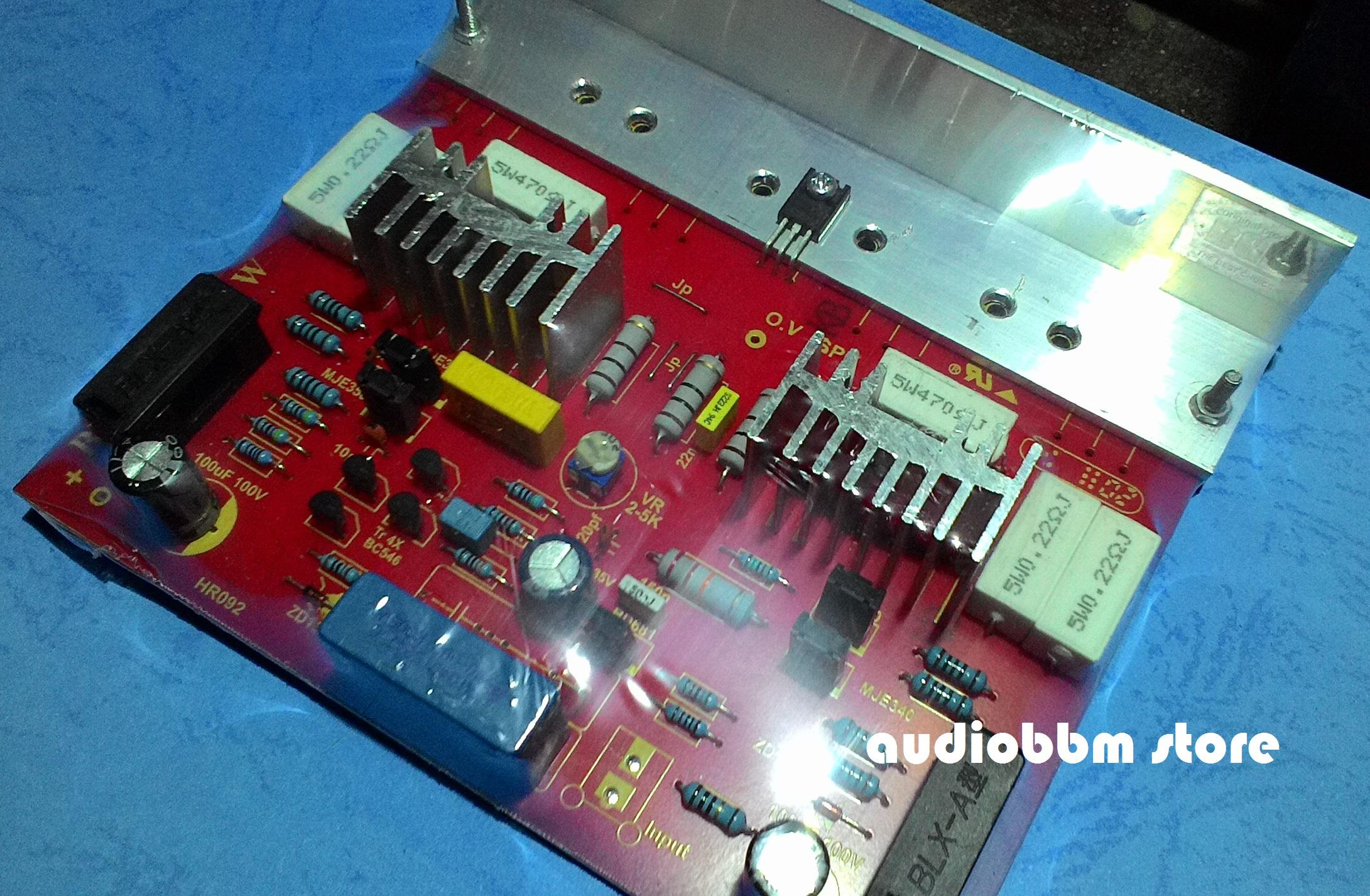 Image Result For Modifikasi Power Amplifier Tingkat