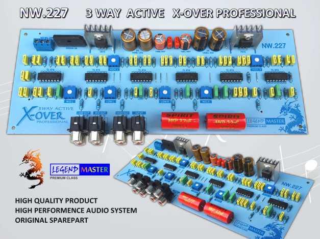 Audio Pro Crossover