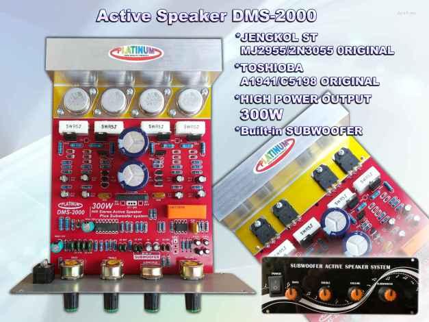 Aktive DMS-2000