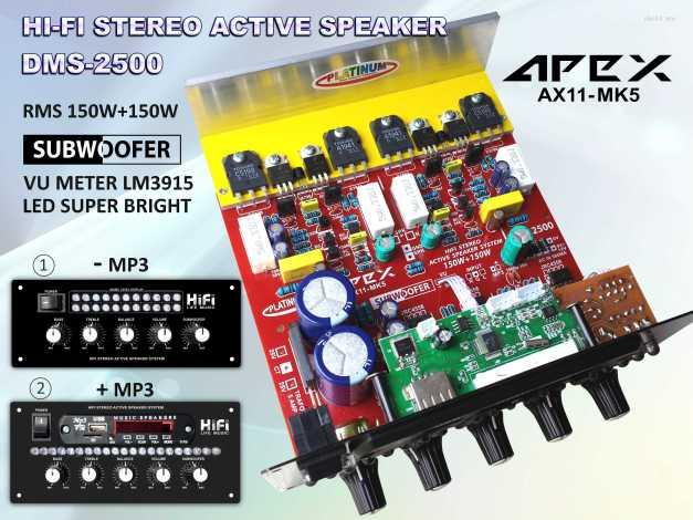 Aktive DMS-2500