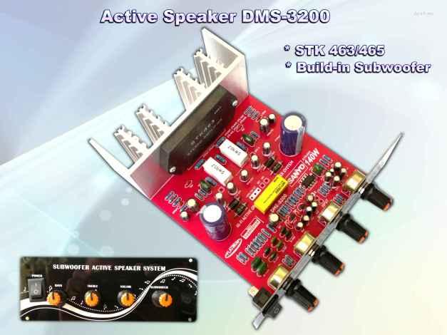 Aktive DMS-3200