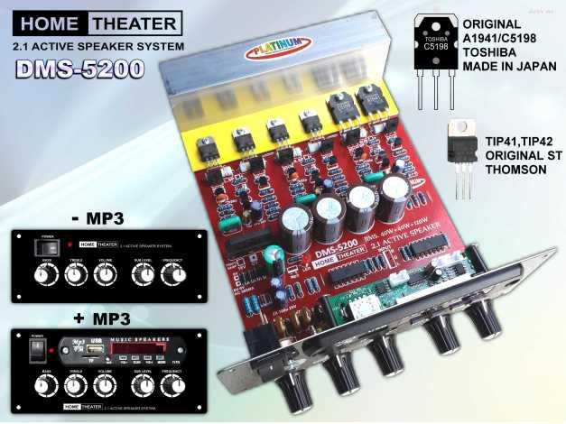 Aktive DMS-5200