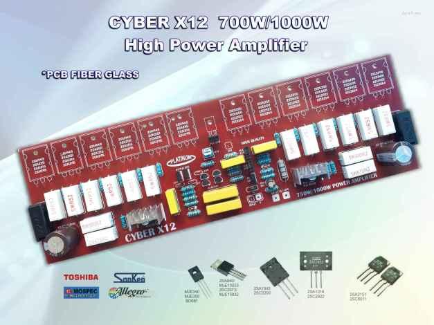 CYBER X12