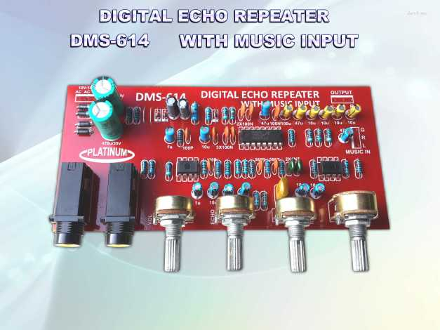 Digital Echo DMS-614