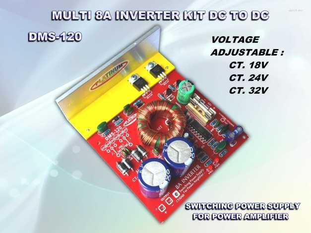 INVERTER DMS-120