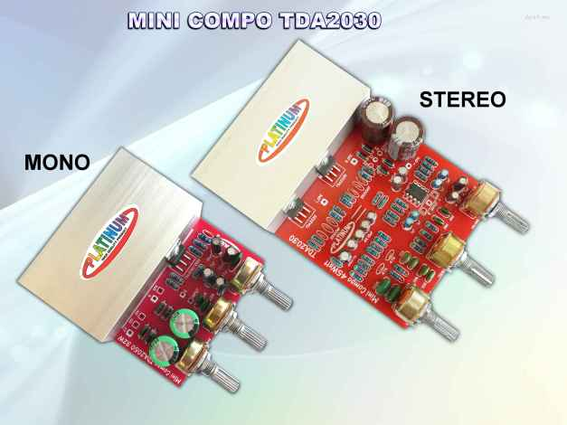 Mini Compo TDA2030