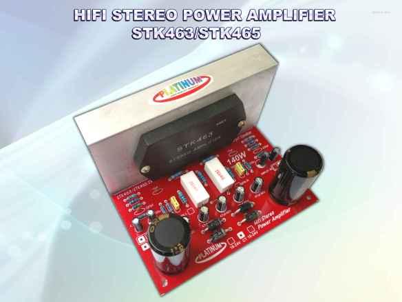 Kit Home Amplifier, Active Speaker Modul | Audiobbm com