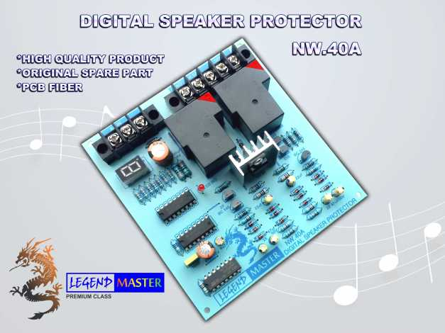 SPK PROTECTOR NW-40